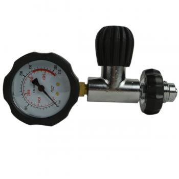 Prüfmanometer Analog DIN G5/8 300bar